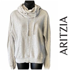 Aritzia Community Clifton Sweater Hoodie xs